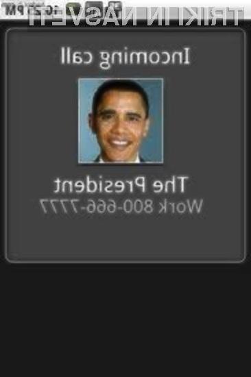 Programska oprema Fake-Call Me nas bo rešila marsikatere neprijetne družbe.