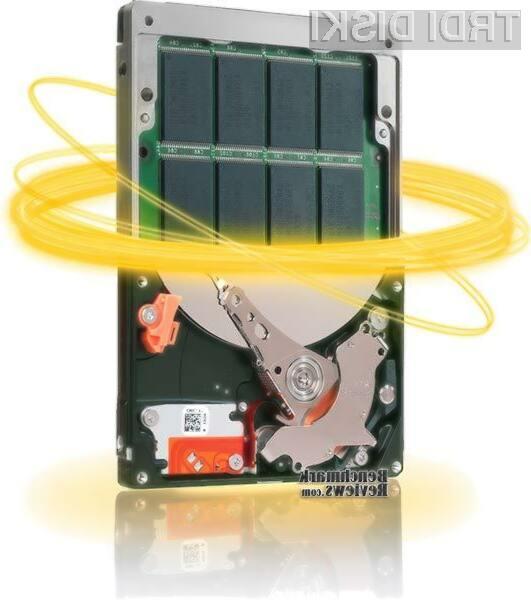 Gre za povsem novo generacijo diskov, ki združuje vse dobre lastnosti HDD in SSD tehnologij.