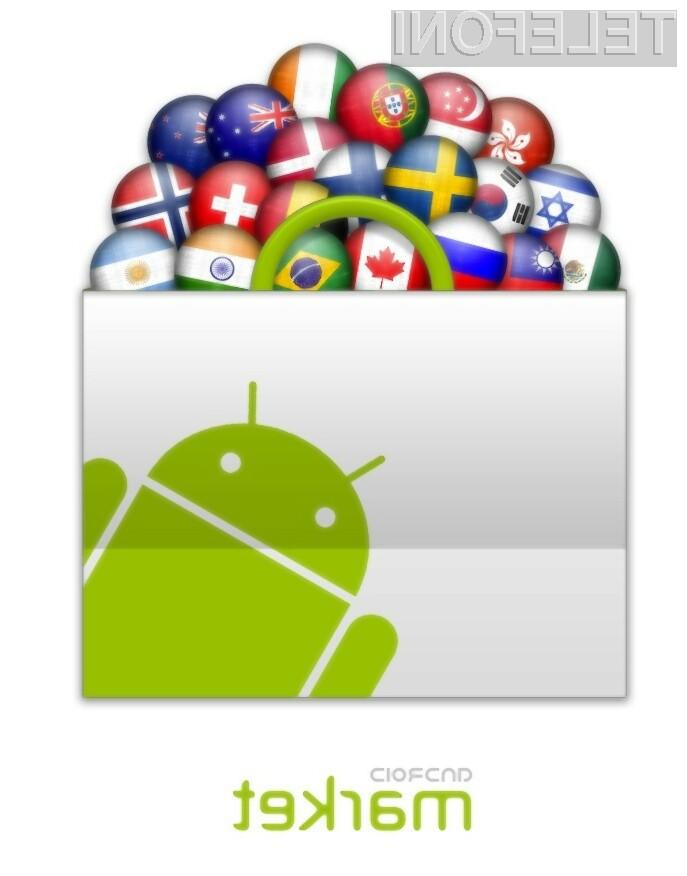 Android Market je priljubljen še posebej zaradi dejstva, da na njem lahko najdemo ogromno brezplačnih aplikacij.
