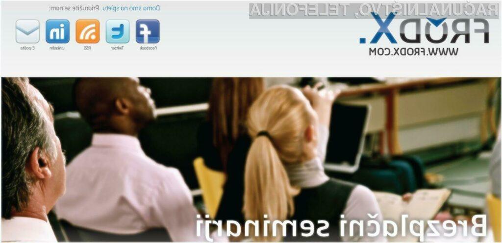 Frodx brezplačni seminarji