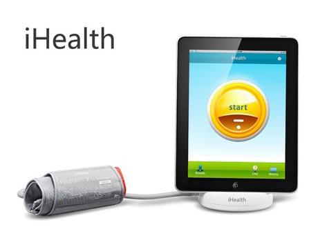Merilnik krvnega tlaka iHealth