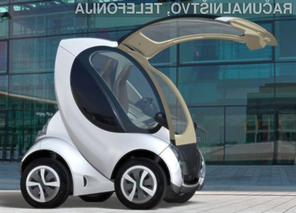 Последняя информация о Hiriko Citycar EV.