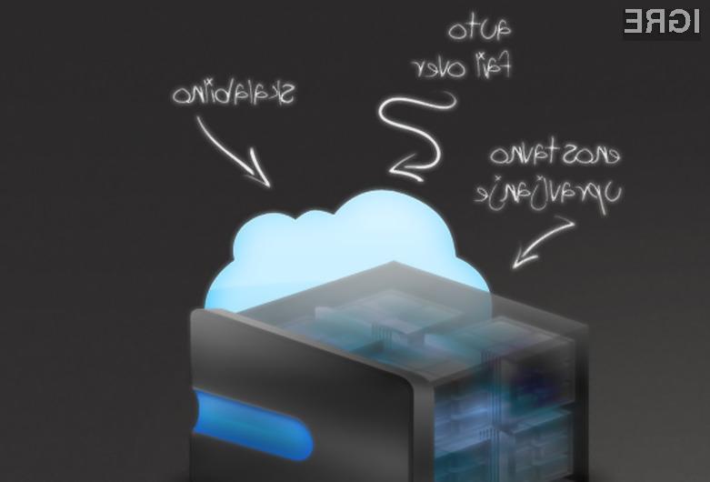 Prvi cloud VPS strežnik v Sloveniji
