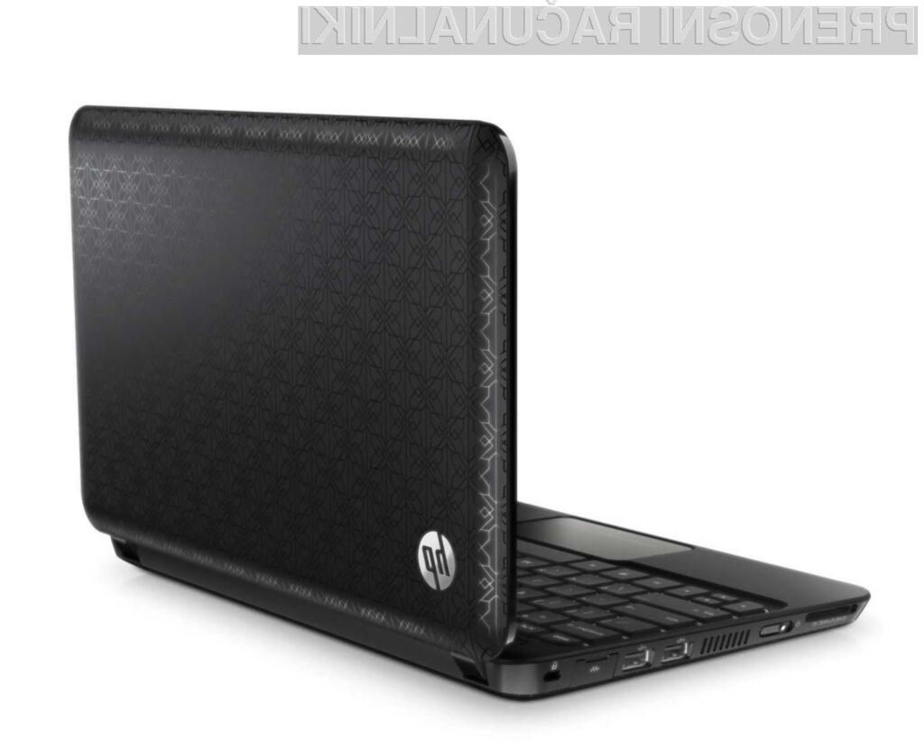 HP-jeva mini prenosnika, bosta z novo Cedair Trail tehnologijo še privlačnejša.