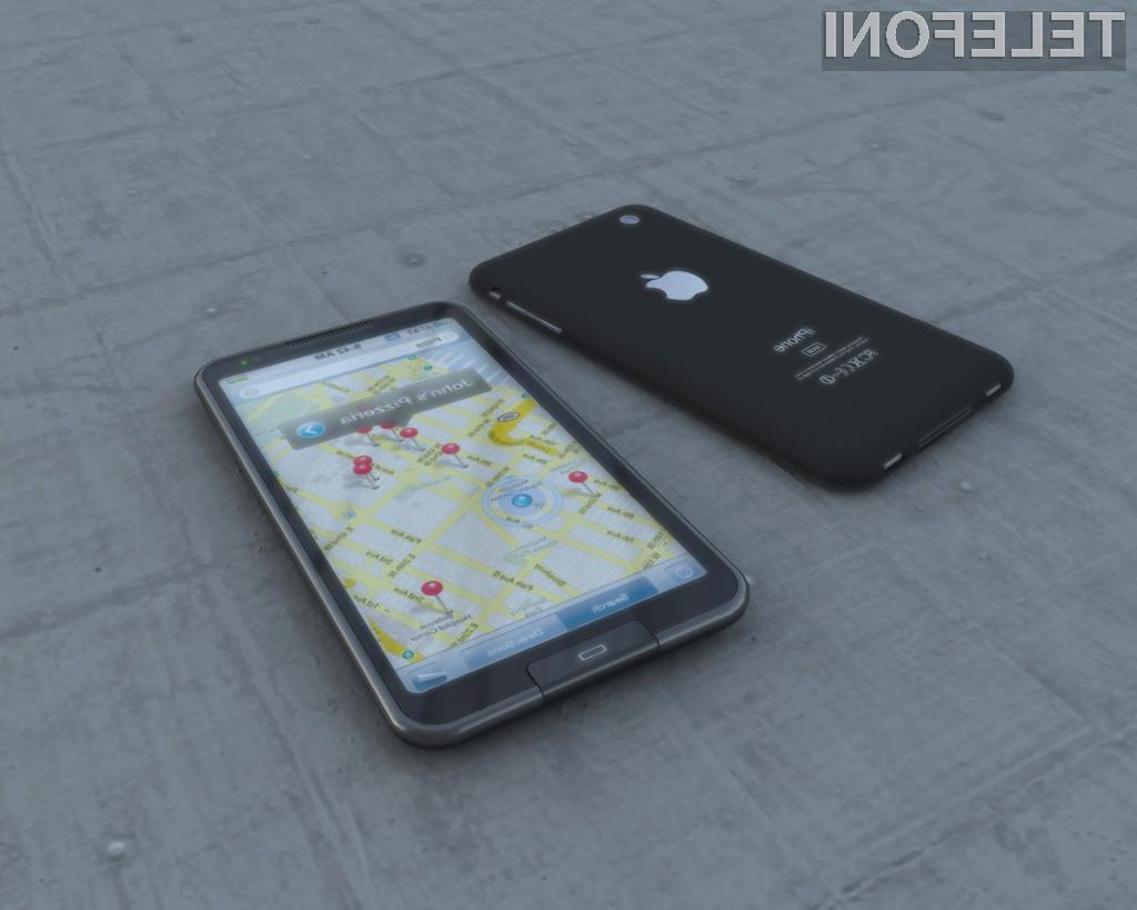Zanimiv koncept novega iPhona