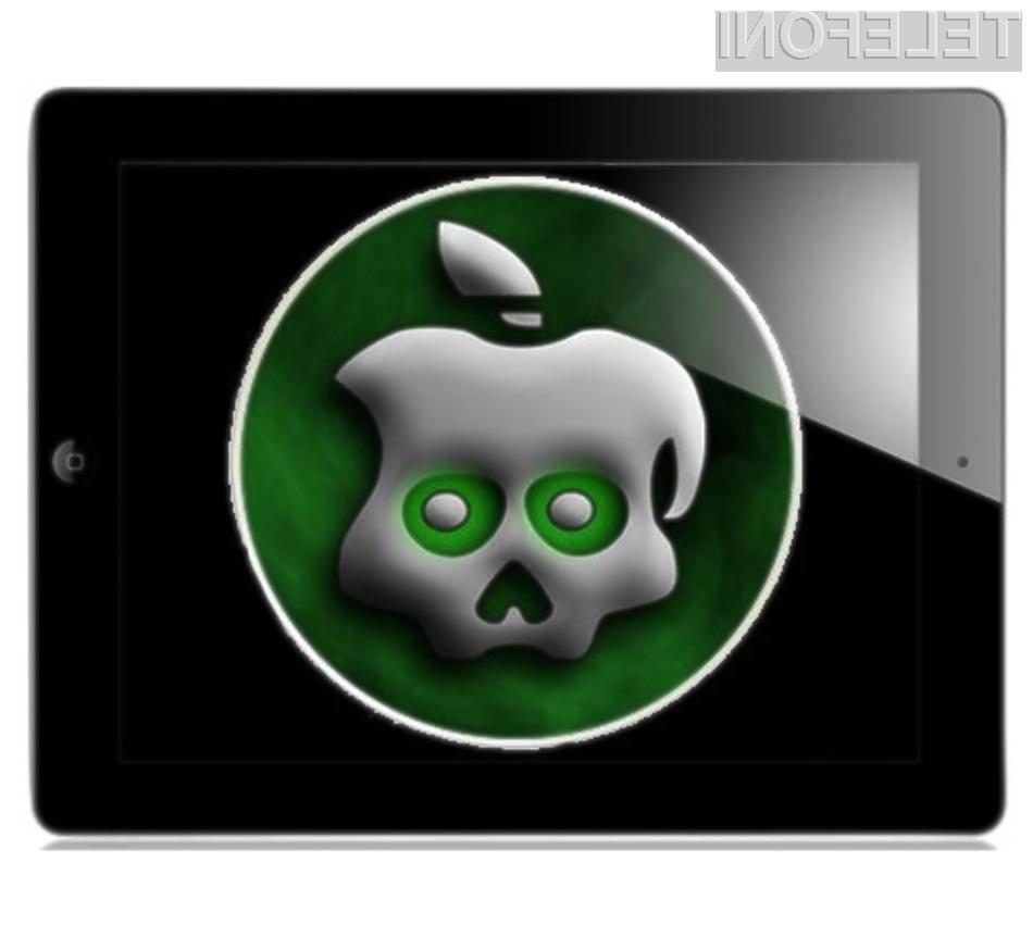 S programskim orodjem Absinthe A5 je odklepanje iPhona 4S in iPada 2 otročje lahko!