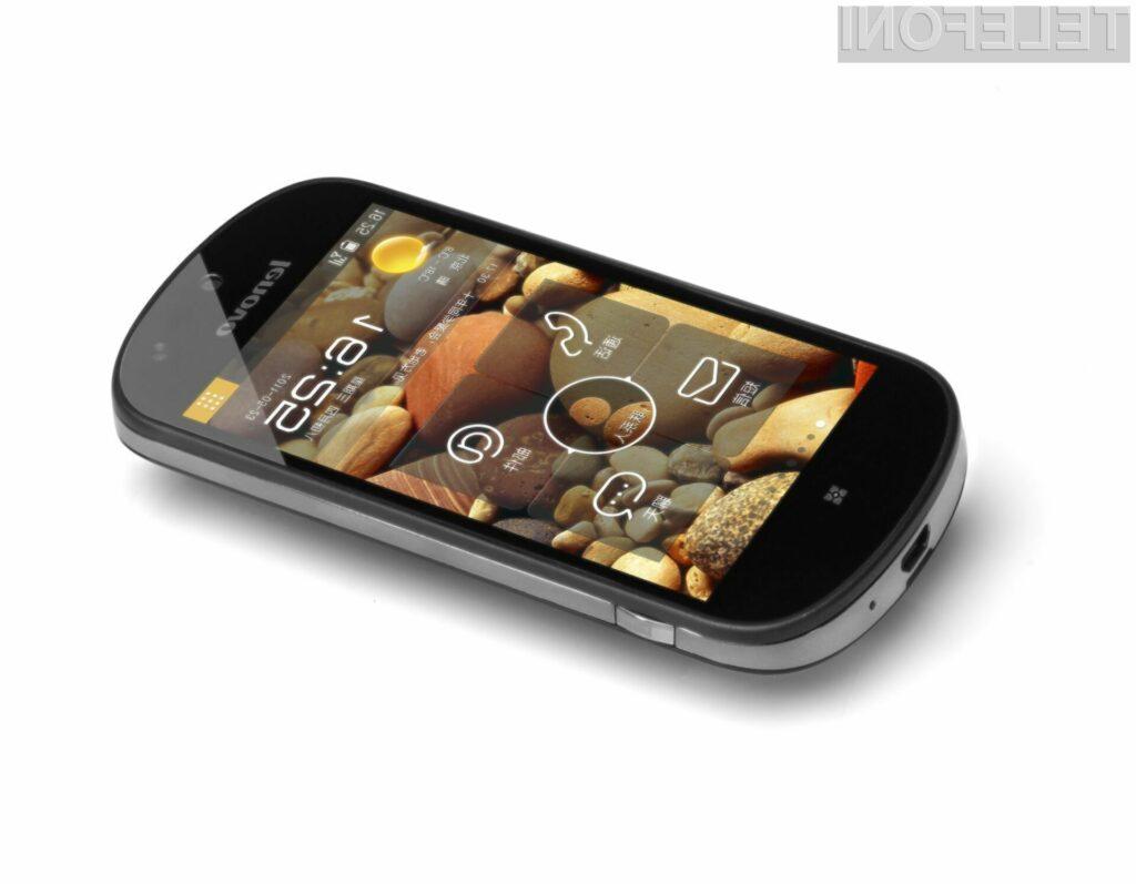 Telefon se ponaša z 3,7-palčnim TFT zaslonom in dvojedrnim Qualcomm procesorjem.