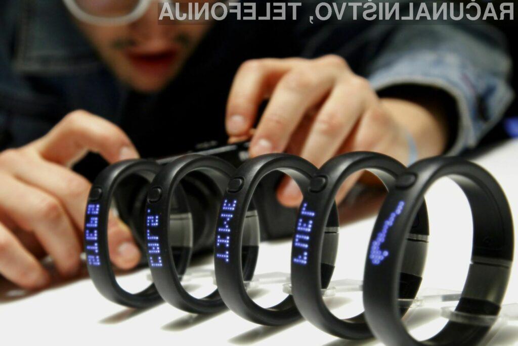 Naprava bo beležila novo Nike-jevo mero imenovano NikeFuel, ki temelji na porabi kisika in gibanju.