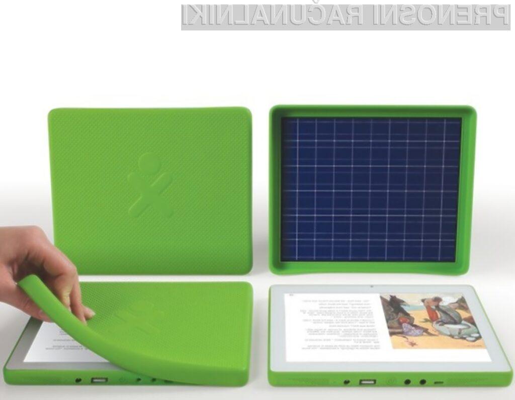 Tablični računalnik OLPC XO 3.0 je kljub nizki proizvodni ceni vsestransko uporaben!