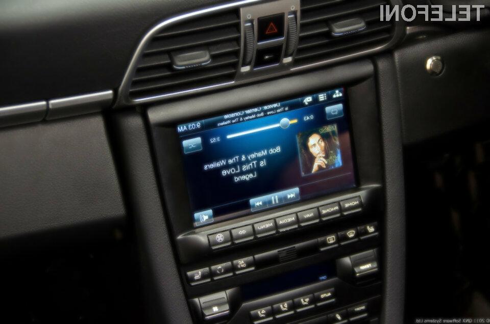 Osrednja konzola z NFC čipom in ostalimi čipi razporejenimi po celotnem avtomobilu, omogoča takojšnje povezovanje s pametnim telefonom, avdio sistemom, navigacijo in sledilnim VoIP sistemom.