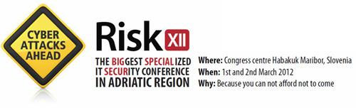 Konferenca RiSK 2012