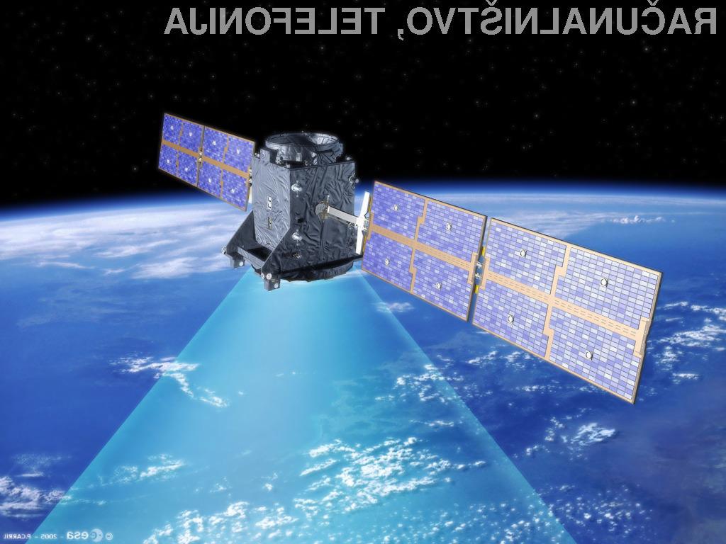Hakerji s svojim satelitom?