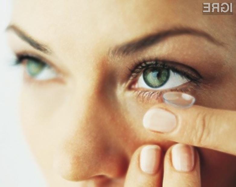 Kontaktne leče z merilnikom krvnega sladkorja bodo izboljšale kakovost življenja sladkornim bolnikom!
