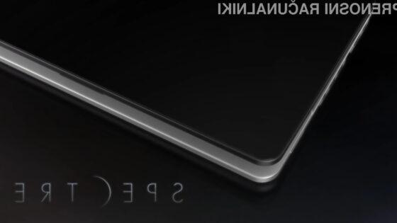 Prenosnik je na prvi pogled precej podoben modelu Folio 13, morda pa tudi Applovem MacBook Air-u.