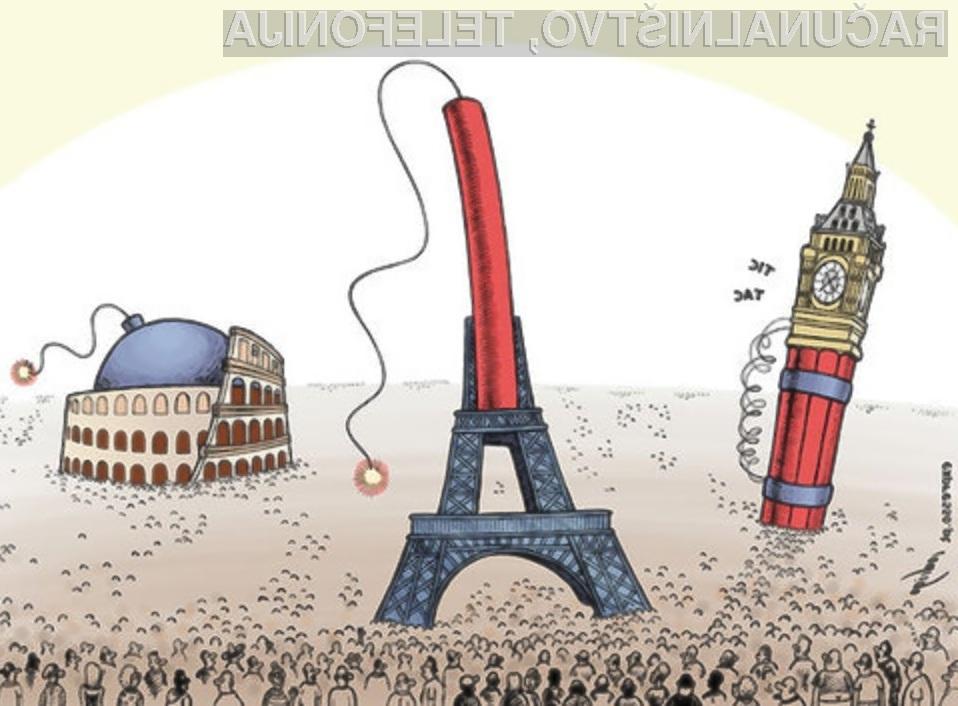 Poglavitni namen projekta »Clean IT Project« naj bi bil boj zoper mednarodni terorizem!