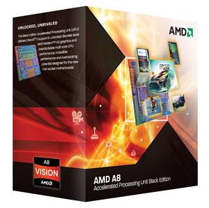 AMD A-serija APU enot