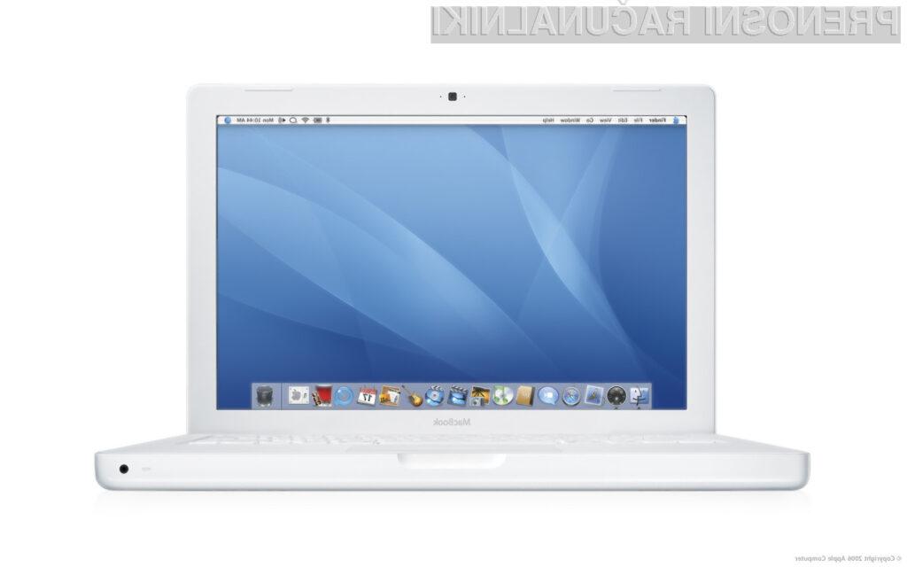 Zbogom MacBook White!