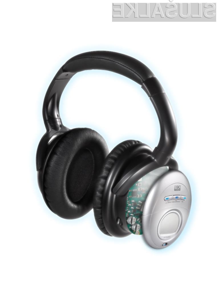 Šum iz okolja bo ob uporabi novih Creativovih slušalk preprosto izginil.