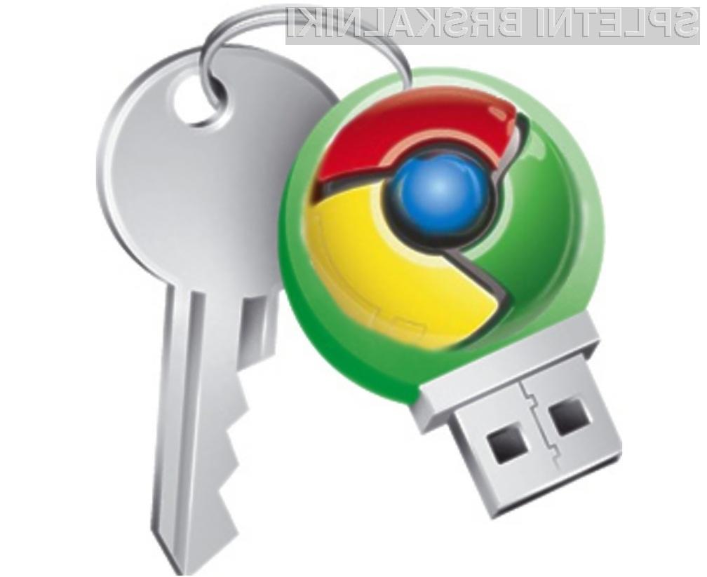 Boste Googlu zaupali vsa vaša dostopna gesla?