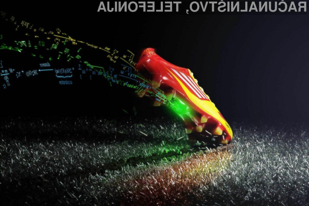 Tehnologija in šport zlita v eno!