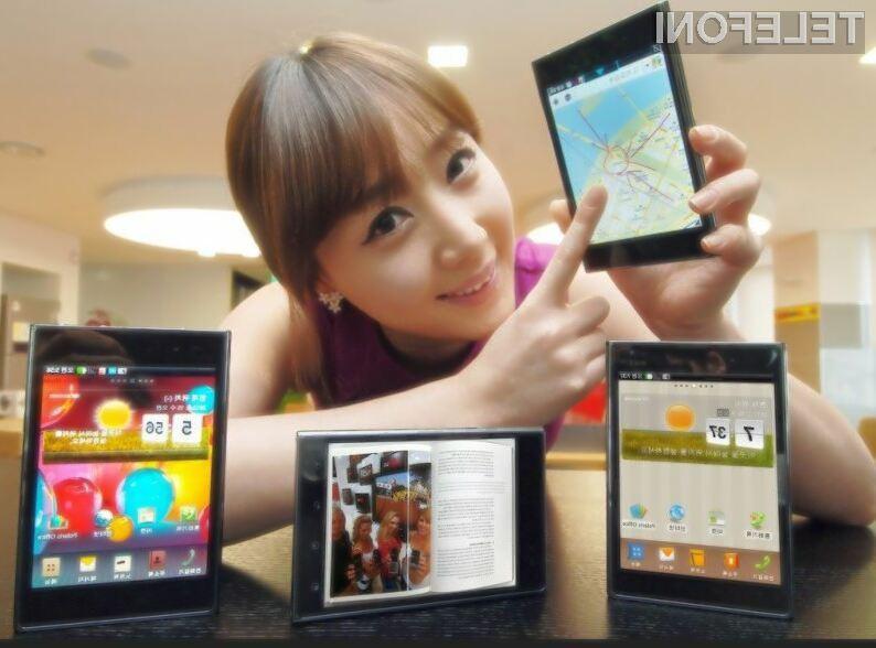 Kako bodo uporabniki storitev mobilne telefonije sprejeli zaslon z razmerjem stranic 4 : 3?