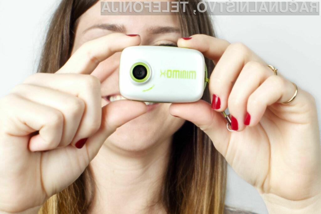 Digitalni fotoaparat Minimo-X Double Exposure Digi naj bi šel v prodajo kot za stavo.