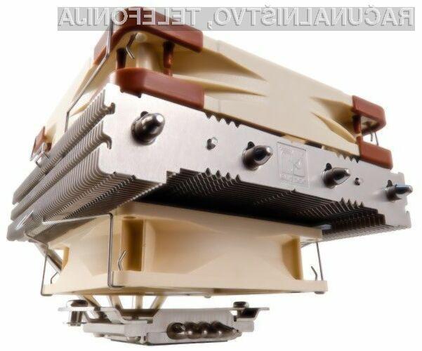 NH-L12 je nizkoprofilni procesorski hladilnik, namenjen kompaktnim računalnikom.