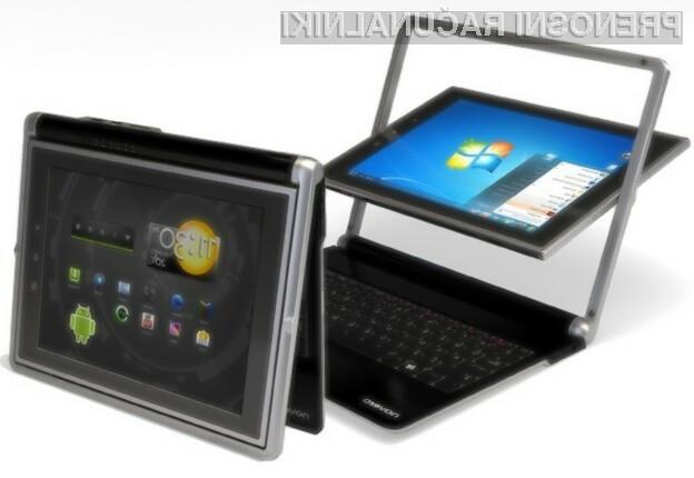 Novero Solana je naprava, ki lahko ponudi najboljšo kombinacijo poslovnega računalništva in mobilne zabave.