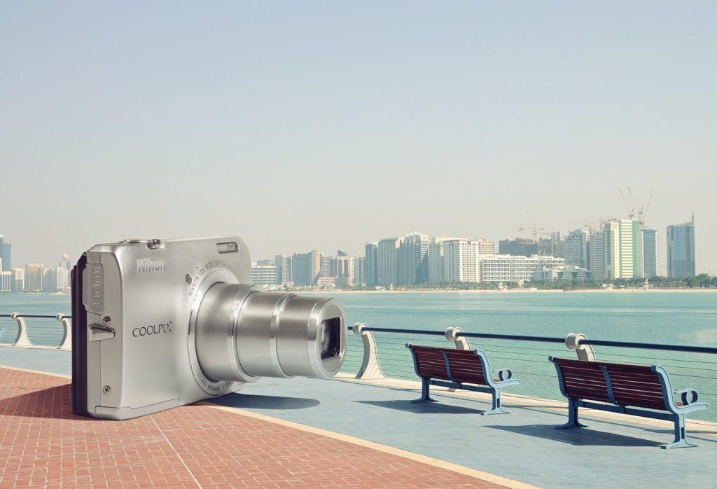 Nikonova stilista z naprednimi tehnologijami