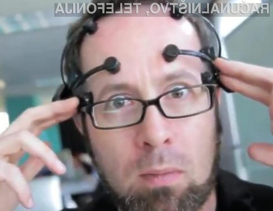 Bi se peljali na električni rolki, ki bi jo bilo mogoče upravljati zgolj z mislimi?
