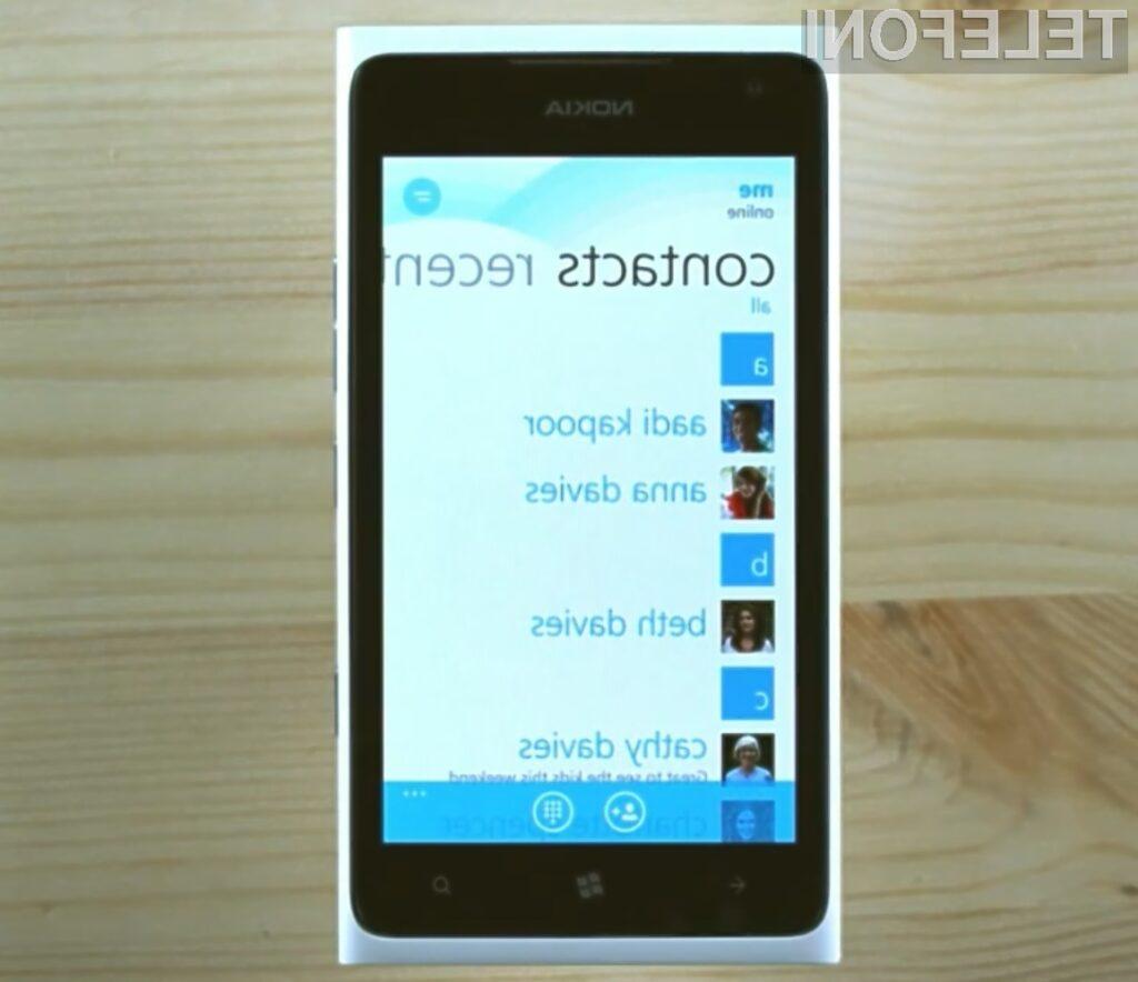 Mobilni Skype je na voljo tudi za Windows Phone.