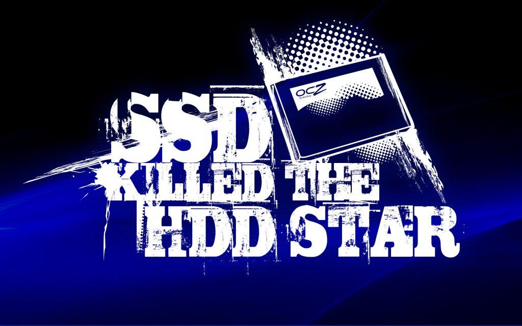 OCZ SSD pogoni