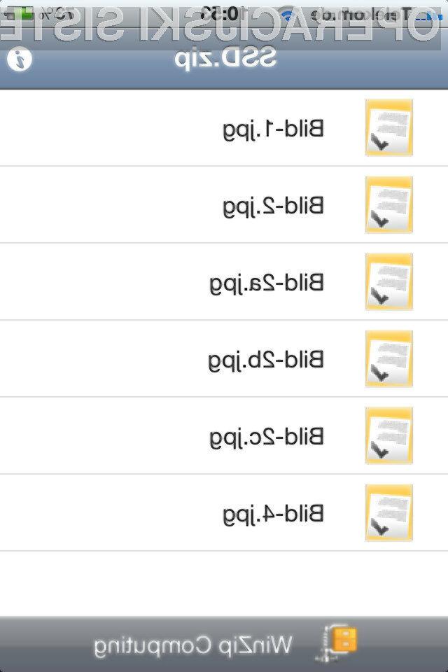 WinZip je eno bolj priznanih orodij za stiskanje datotek.