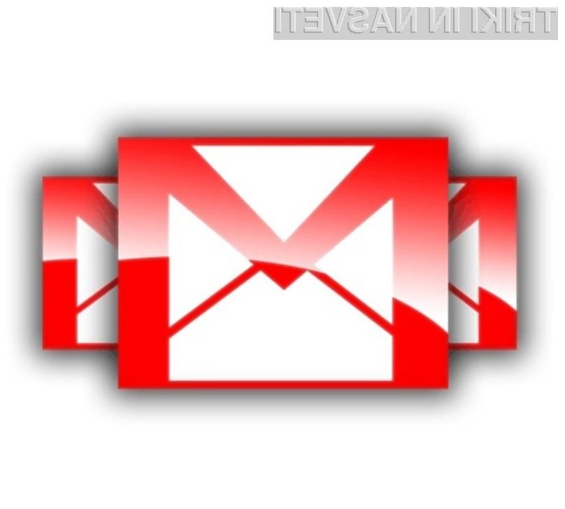 Boste zaradi sporne poteze podjetja Google zamenjali ponudnika e-poštnih storitev?