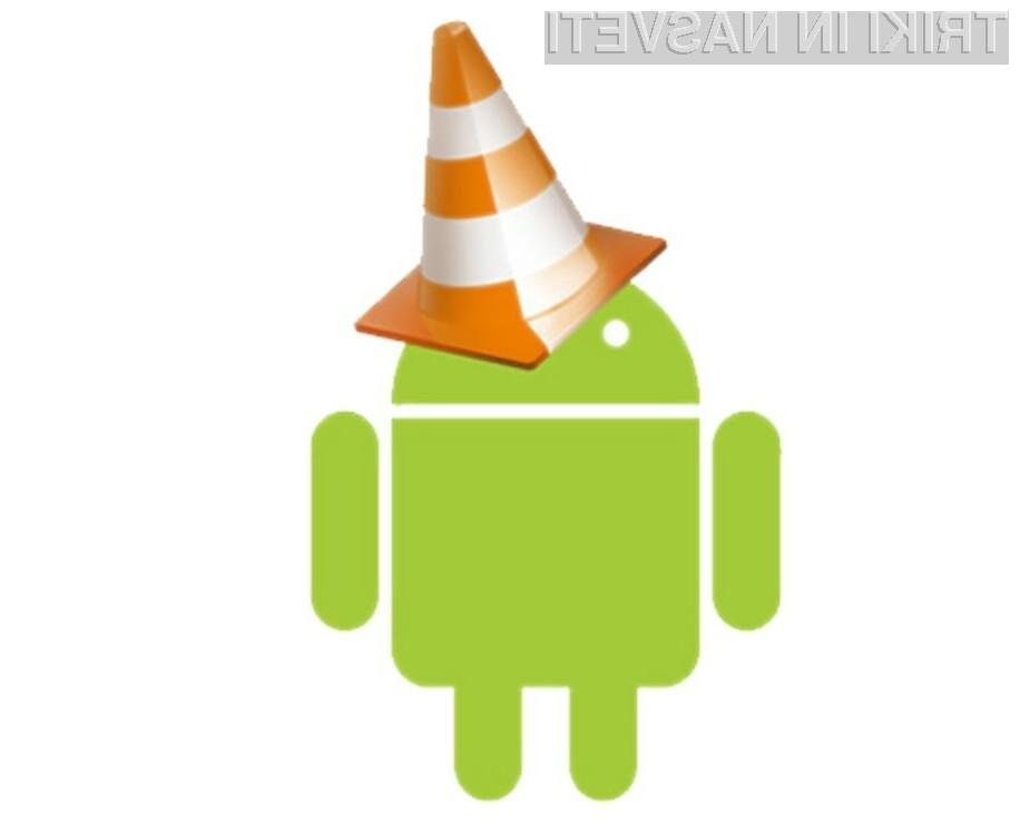 Android in VLC: Odlična naveza!
