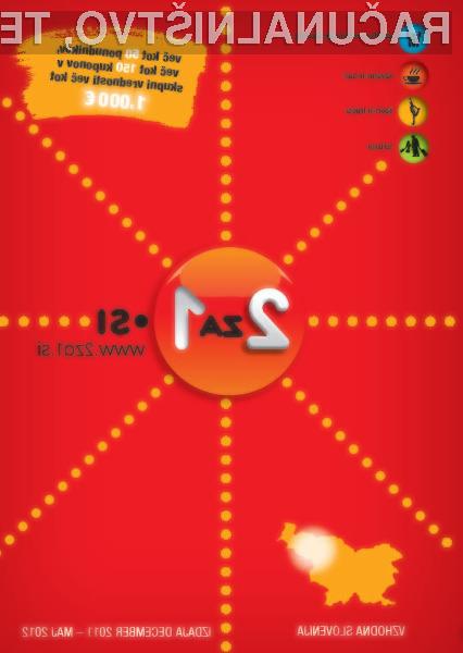Knjiga kuponov 2za1.si (Vzhodna Slovenija)