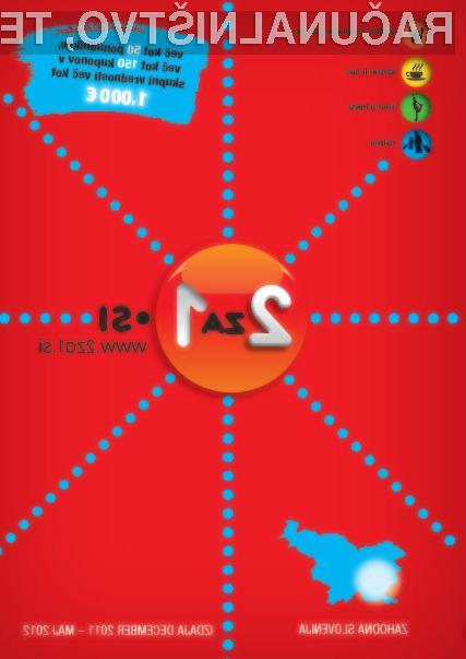 Knjiga kuponov 2za1.si (Zahodna Slovenija)