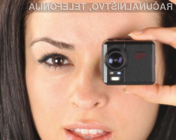 Kamera CamOne Infinity: Majhna, a zmogljiva!