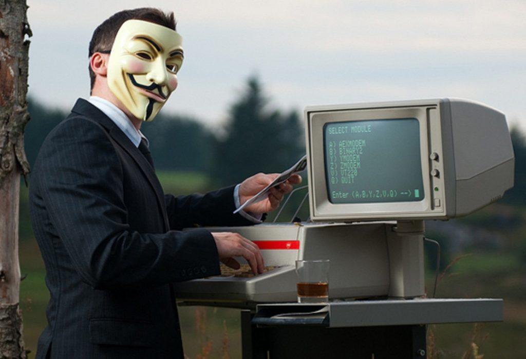 Anonimnost na svetovnem spletu si moramo zagotoviti sami!
