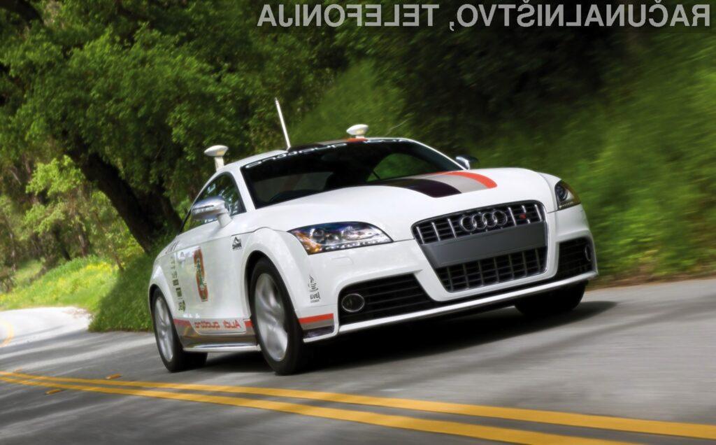 Zvezna država Nevada bo kot prva robotiziranim avtomobilom ponudila vozniška dovoljenja.