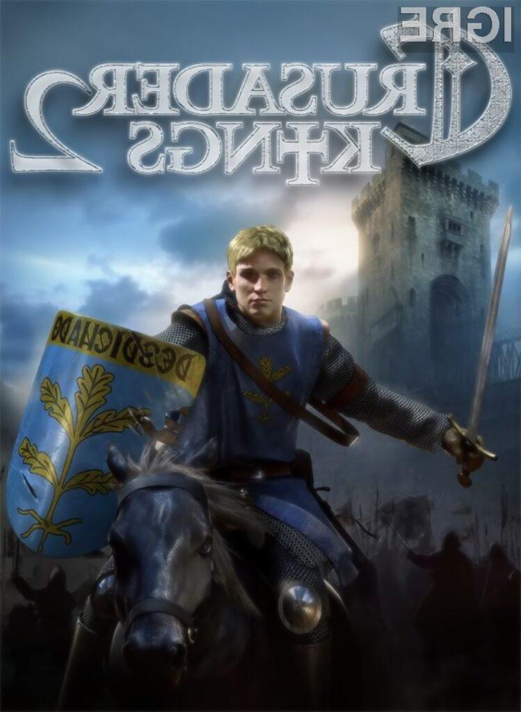 """""""Crusader Kings II"""" je igra za potrpežljive stratege, ki cenijo globino."""