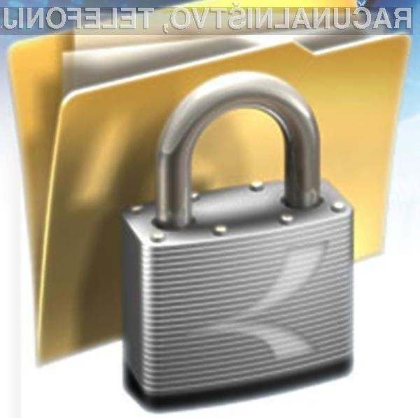 Najbolj optimalna zaščita zaupnih podatkov