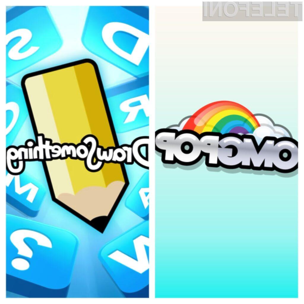 """Mobilna igra """"Draw Something"""" je čedalje bolj popularna."""