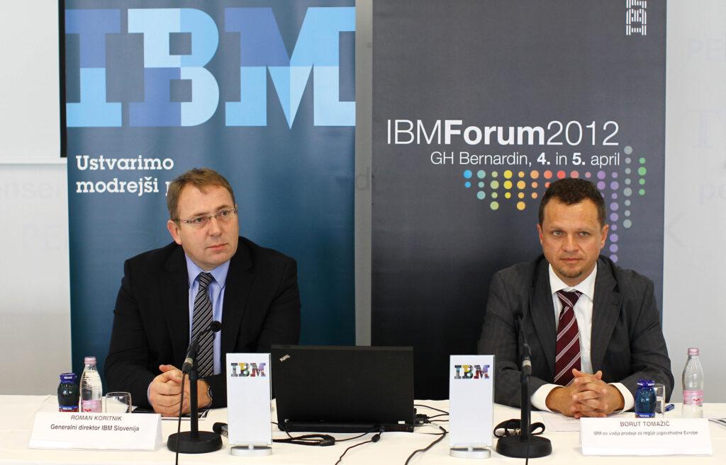 Ibm Forum 2012