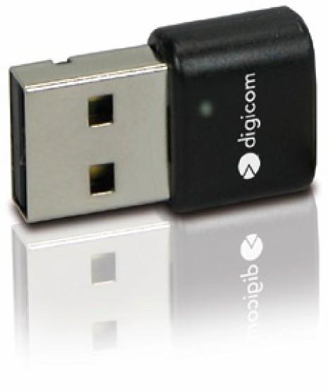 USB Wave 150 Nano 2.0 za brezžično povezavo 802.11n 150Mbps