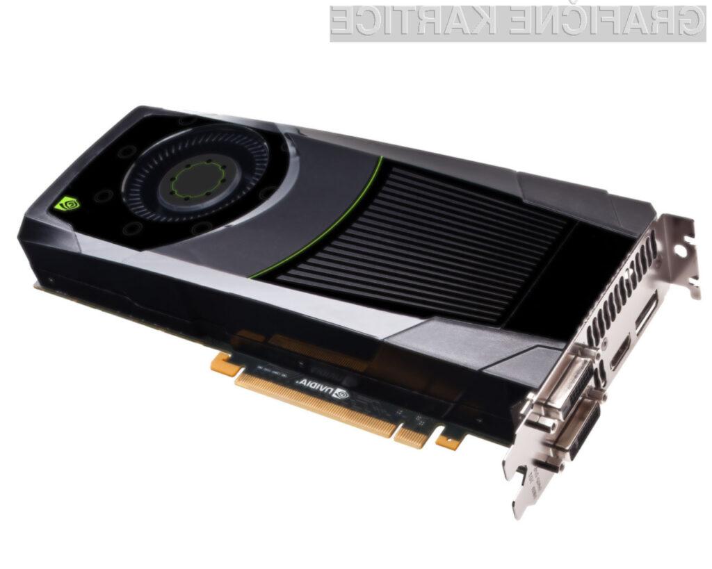 GTX 680 je trenutno najhitrejša enoprocesorska grafična kartica na trgu.