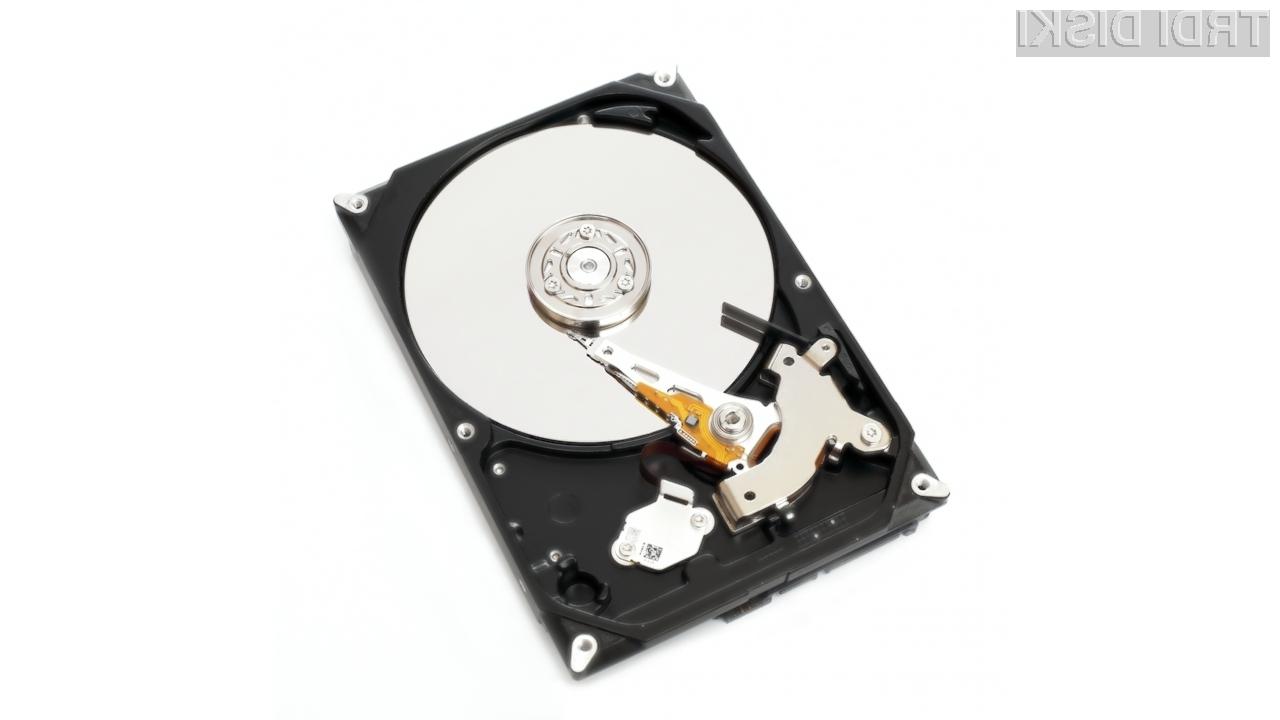 Trdi diski s kapaciteto do 60 terabajtov bodo v bližnji prihodnosti postali del našega vsakdana!