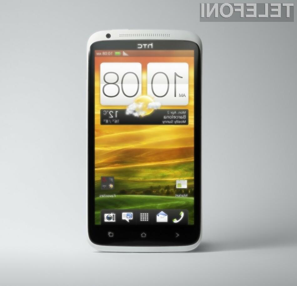 Težko pričakovani HTC One X se lahko pohvali s 4,7-palčnim (11,9-centimetrskim) zaslonom.