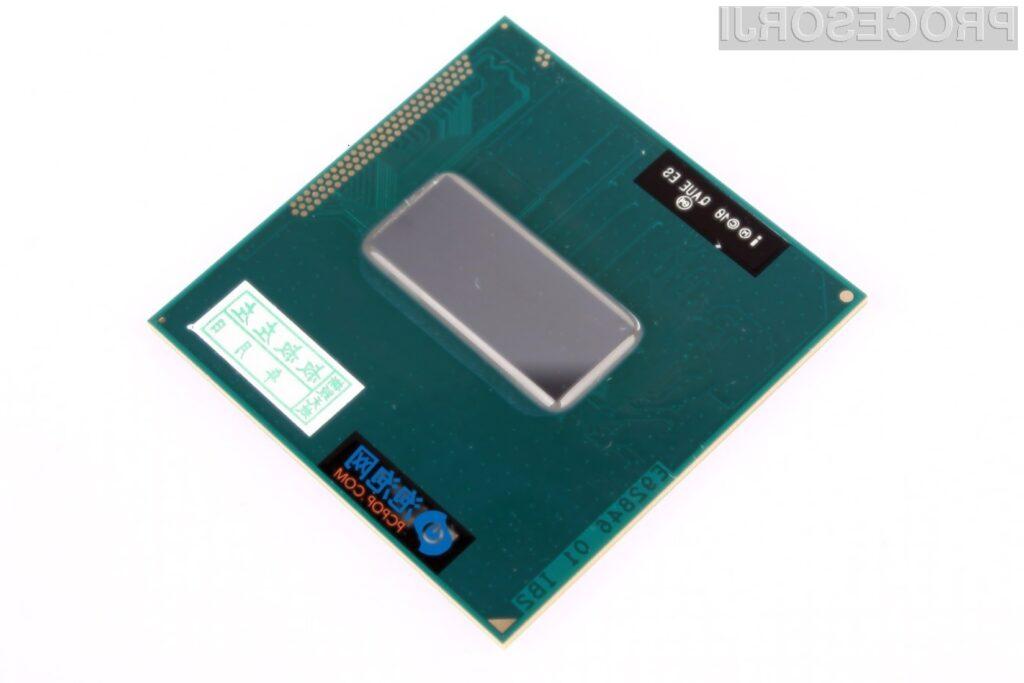 Rekord v navijanju procesorja še vedno drži AMD-jev FX z doseženim taktom 8.585 GHz.