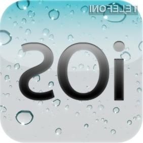 Applov mobilni operacijski sistem iOS 6 naj bi postal zdaleč najsodobnejši sistem za mobilne naprave!